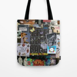 The Band Of Bet-a Tote Bag