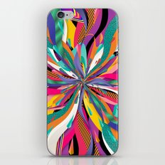 Pop Tunnel iPhone & iPod Skin