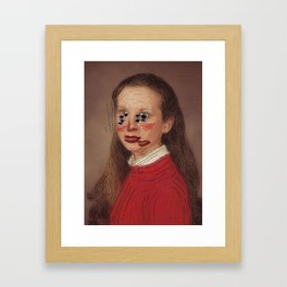 Refined Beauties Abound Framed Art Print
