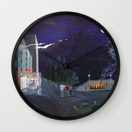 Losses Wall Clock