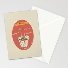 Die Nudelbox Stationery Cards
