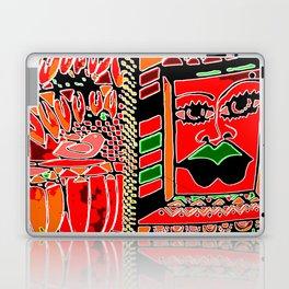 Big Up! Africa! Laptop & iPad Skin