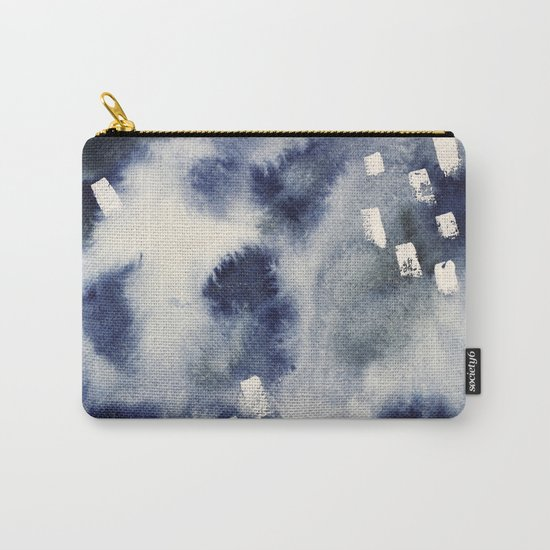 Ocean light || watercolor Carry-All Pouch