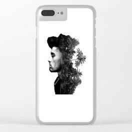 ZAYN MALIK - Paradise Artwork Clear iPhone Case
