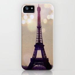 Lumiere iPhone Case