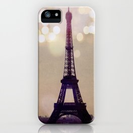 Lumiere iPhone Case