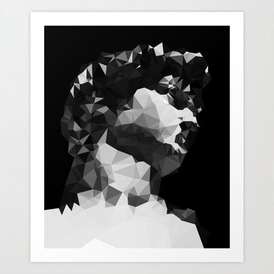 RENAISSANCE 2.0 Art Print