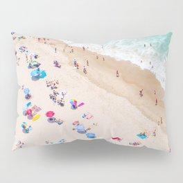 Colors of Manhattan Beach California Pillow Sham