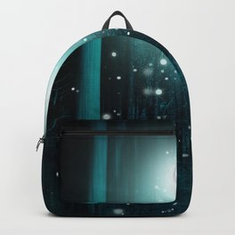 Floating Lights Room Backpack