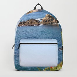 The Lagoon. Backpack