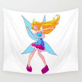 Heart Fairy! Wall Tapestry