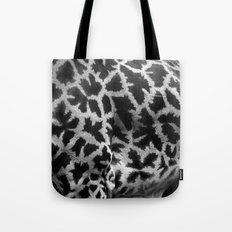 Giraffe Skin Tote Bag