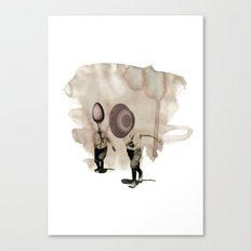 hey diddle diddle 5 Canvas Print