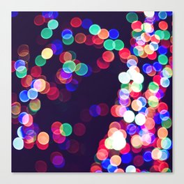 most wonderful time of the year Canvas Print