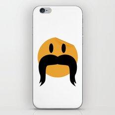 Moustache 05 iPhone & iPod Skin