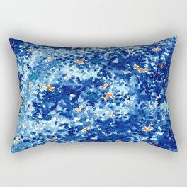 Underwater #abstract #art #decor #buyart Rectangular Pillow