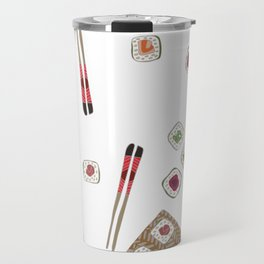 Japanese Sushi Travel Mug