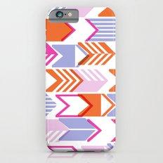 Tribal Arrows (Pink, Orange & Lavender) Slim Case iPhone 6s
