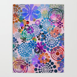 Abstract Composition 492 Poster