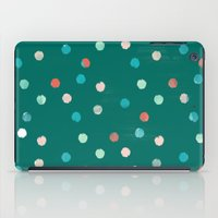 dots iPad Cases featuring dots by Grace