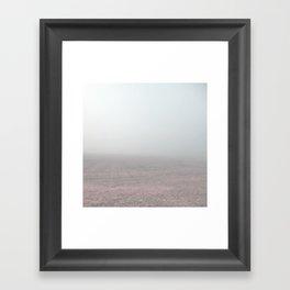 An instant of mystery Framed Art Print