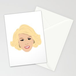 Joan Rivers Stationery Cards