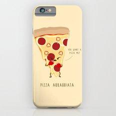 Pizza Arrabbiata / Angry Pizza Slim Case iPhone 6s