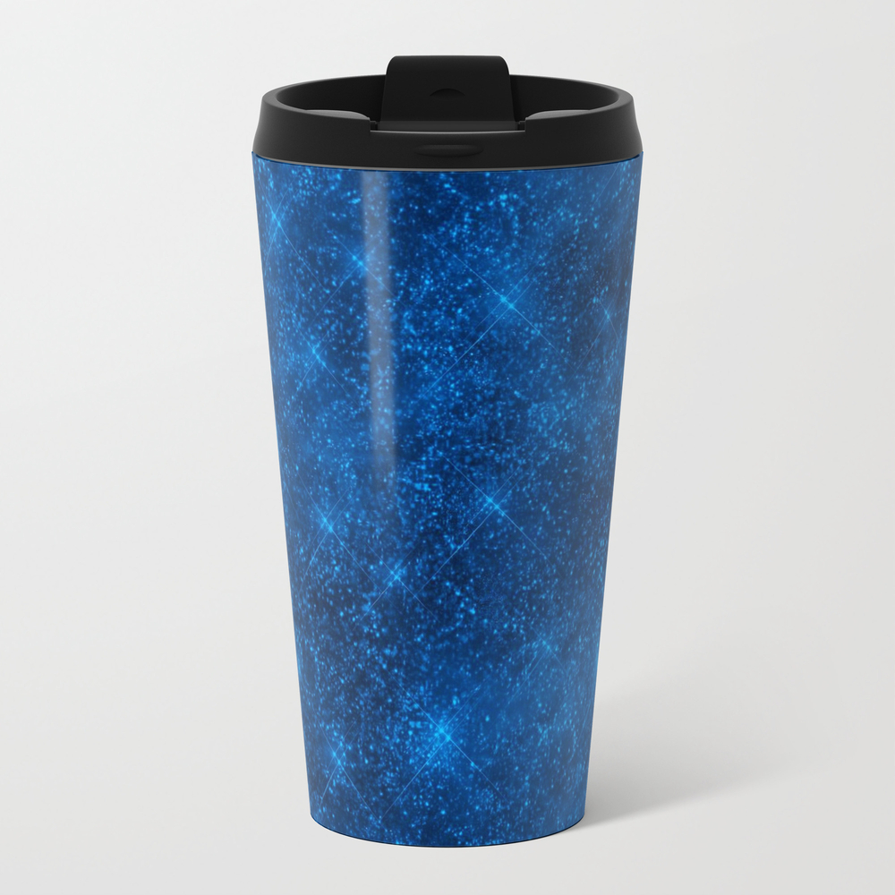 Sequin Series Blue Travel Cup TRM958948