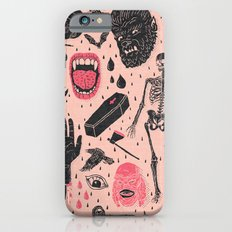 Whole Lotta Horror iPhone 6 Slim Case