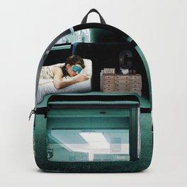Utopian/Dystopian World Backpack