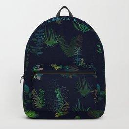 green garden at nigth power version Backpack