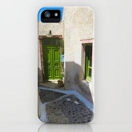 Island house ii iPhone Case