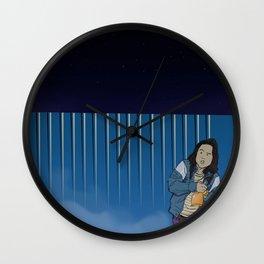 Amy Mat Piah Wall Clock