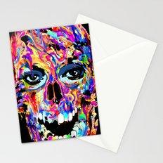 Balzak Skull Stationery Cards