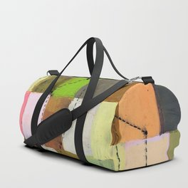 Vivid Blocks Duffle Bag