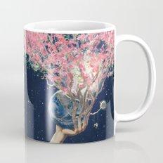 Love Makes The Earth Bloom Mug