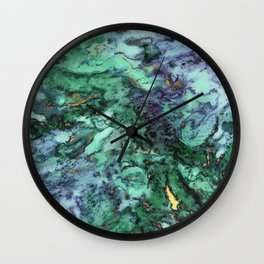 That familiar place Wall Clock