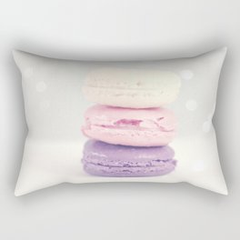 La tour de yum Rectangular Pillow