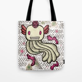 Mad Squillie Tote Bag