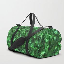 Abalone Shell | Paua Shell | Green Tint Duffle Bag