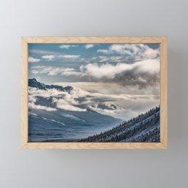 Fairview Valley Framed Mini Art Print