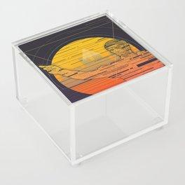 Augustuswave 001 Acrylic Box