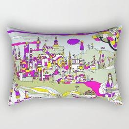 GREEK SPRING Rectangular Pillow