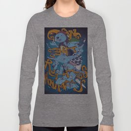 Gang of the Ruthless Animals Long Sleeve T-shirt