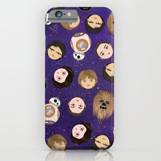 Stars w pattern iPhone 6s Slim Case