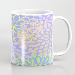 Floral Funk Coffee Mug