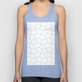 Fracture (from Subtraction Records archives) Unisex Tank Top