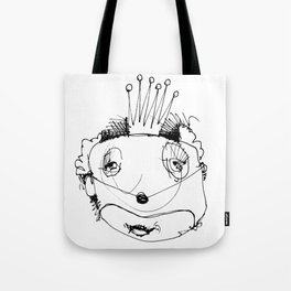 clowns in crowns #14 Tote Bag