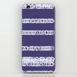 Sequenced iPhone Skin