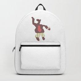 Dancing Mr. Bear Backpack